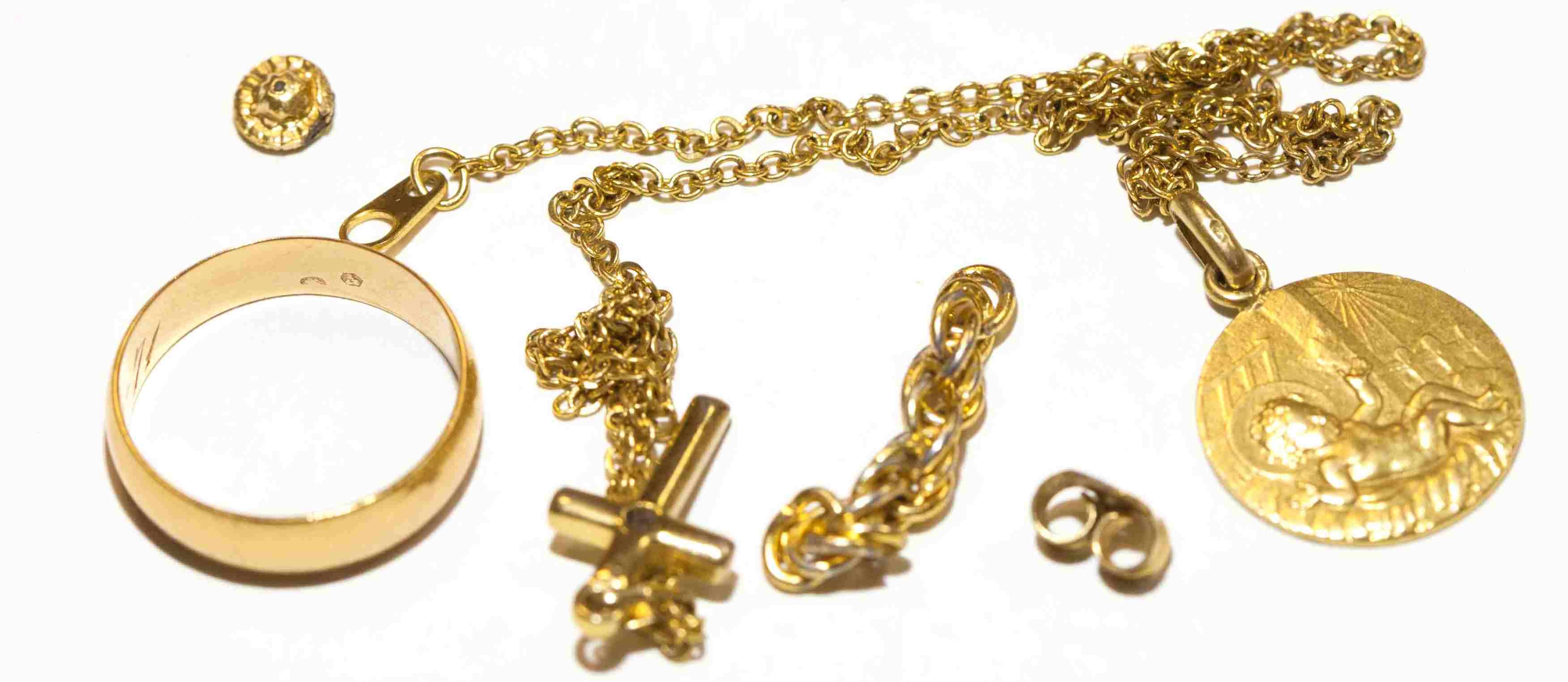 conocer el precio de mis joyas de oro