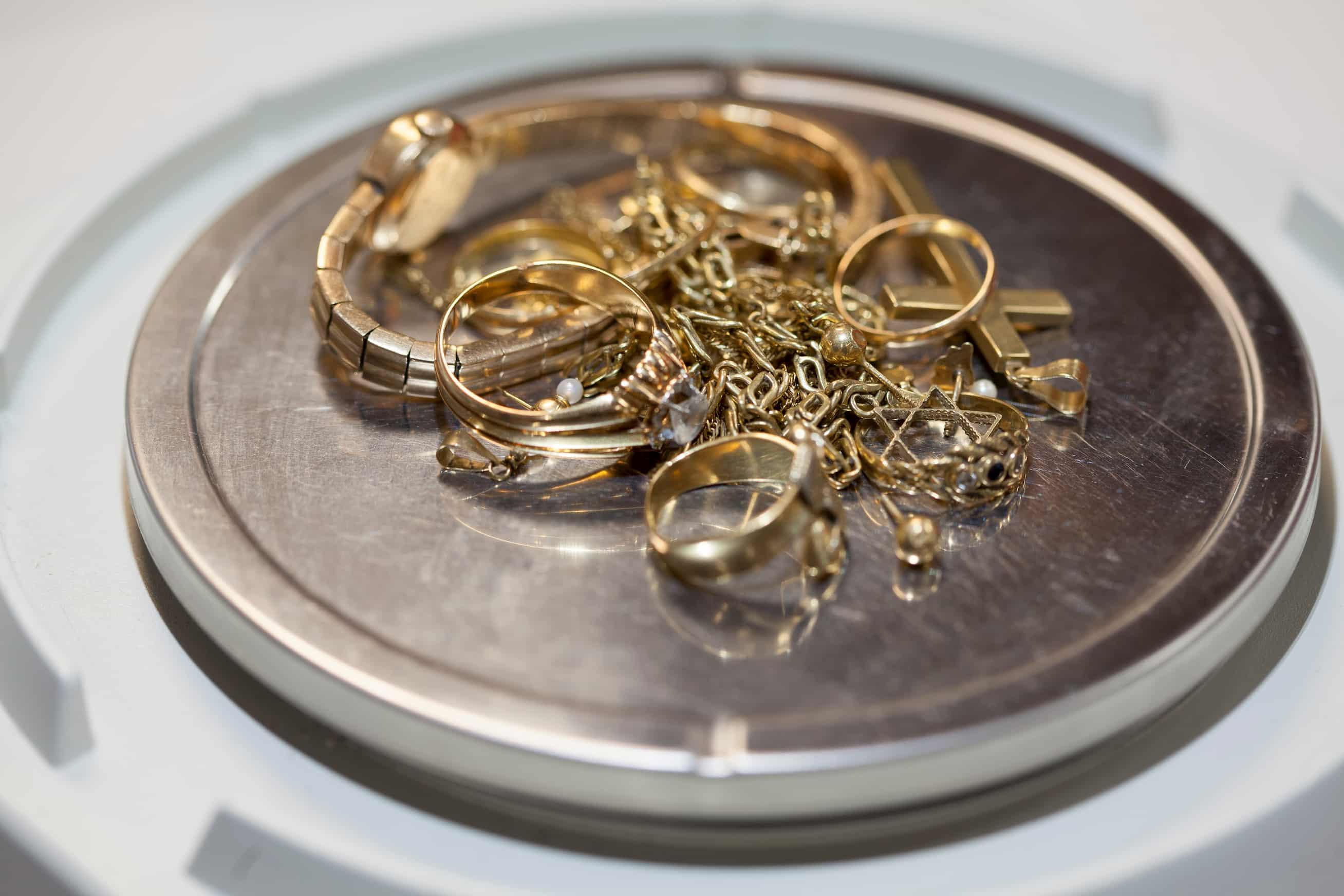 Tasación y compra de joyas