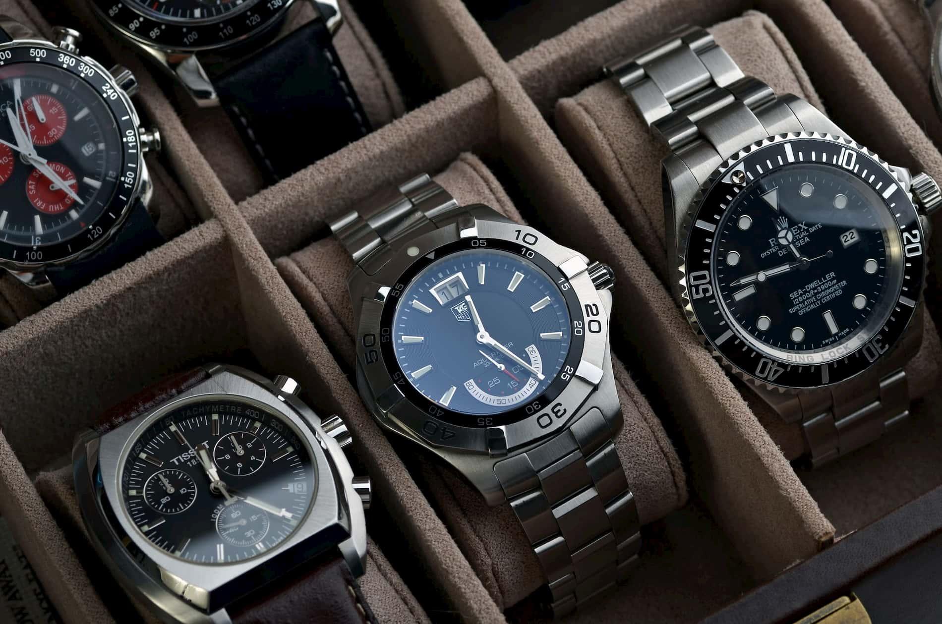 tasacion y compraventa de relojes