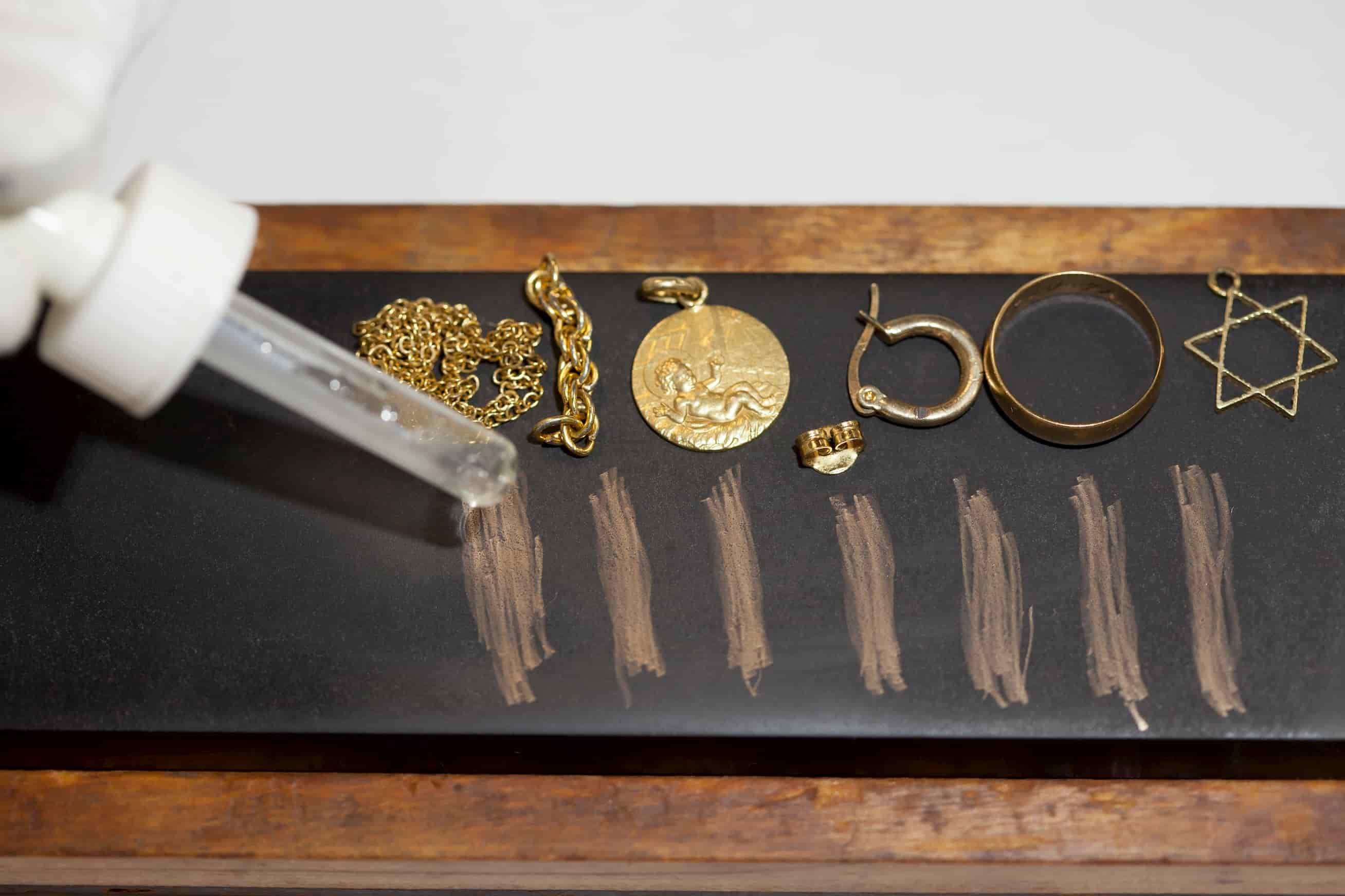 tasacion de oro y joyas