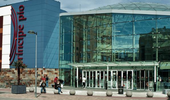 Compro oro en Centro Comercial Príncipe Pío (Madrid)