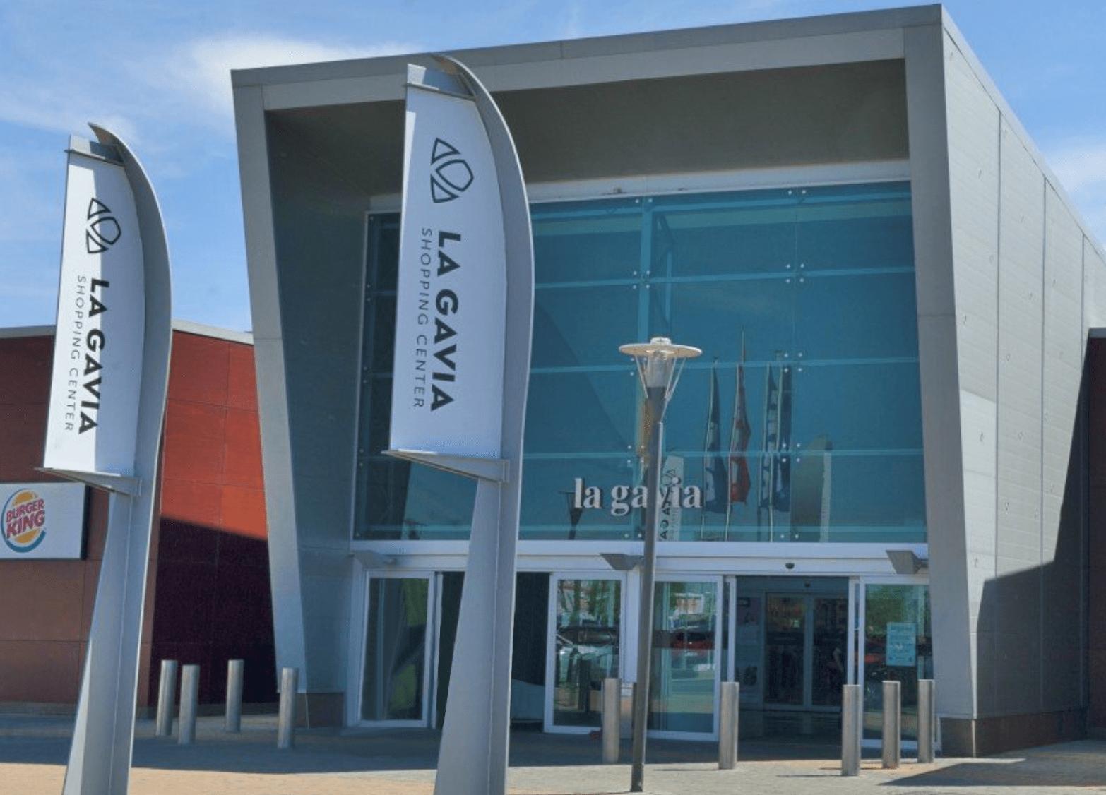 Centro comercial La Gavia en Madrid